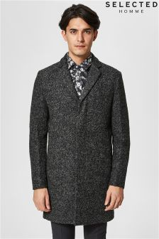 Selected Homme Wool Coat
