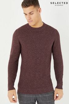 Selected Homme High Neck Jumper