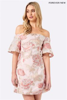 Forever New Brianna Off Shoulder Dress