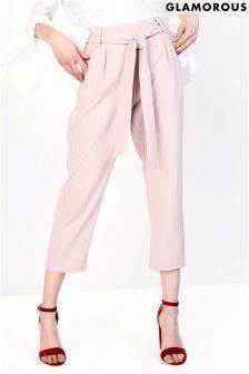 Glamorous High Waisted Trousers
