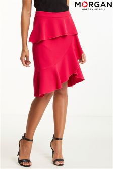 Morgan Ruffle Skirt