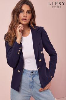 Lipsy Tailored Military Blazer