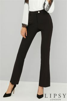 Lipsy Tailored Bootcut Trousers
