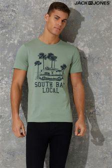 Jack & Jones Graphic Print T-Shirt