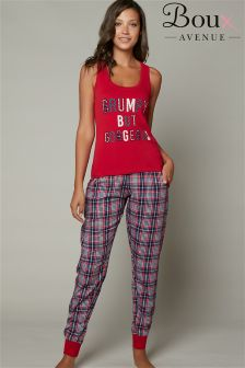 Boux Avenue Grumpy But Gorgeous PJ Set