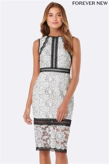 Forever 21 canada black lace dress