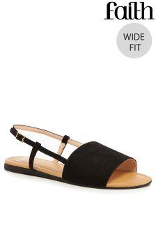 Faith New Sling Back Sandals
