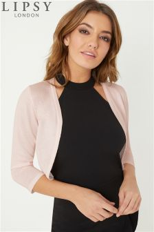 Lipsy Cropped Cardigan