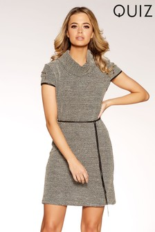 Quiz Belted Tunic