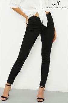 JDY High Waisted Skinny Jeans