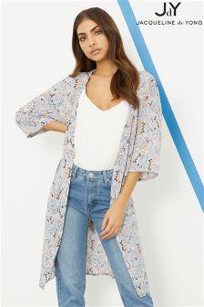 JDY Paisley Print Kimono