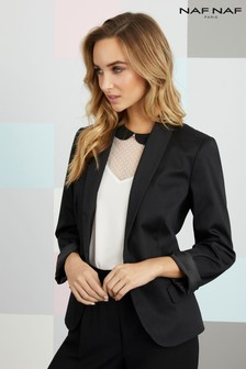 Naf Naf Single Breasted Blazer
