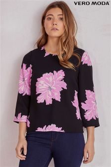 Vero Moda Frida 3/4 Sleeve Top