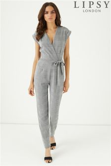 Lipsy Wrap Jumpsuit