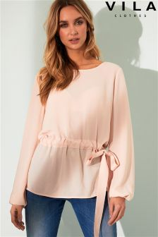 Vila Long Sleeve Top