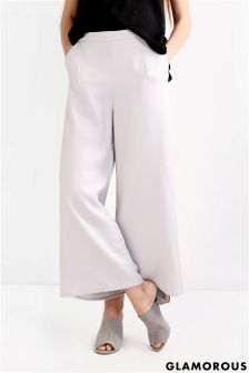 Glamorous High Waisted Culottes