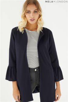 Mela London Trumpet Sleeve Jacket