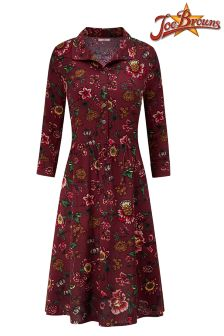 Joe Browns Floral Print Midi Dress