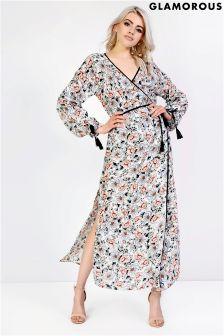 Glamorous Kimono Maxi Dress
