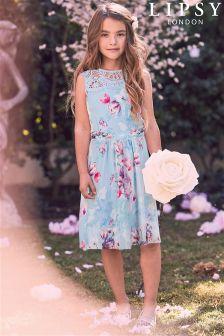 Lipsy Violet Tory Print Dress