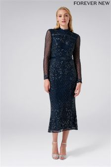 Forever New Embellished Dress