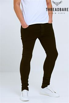 Threadbare Riley Super Skinny Stretch Jeans