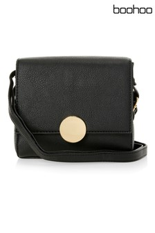 Boohoo Circle Cross Body Bag