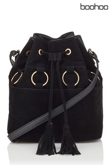 Boohoo Ring Duffle Bag