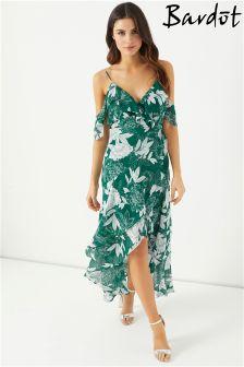 Bardot Garden Party Midi Dress