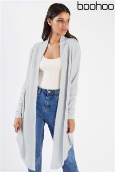 Boohoo Waterfall Cardigan
