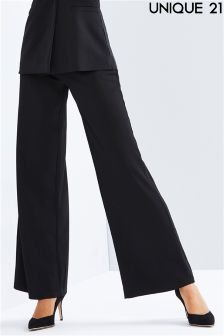 Unique 21 High Waist Fasion Trouser