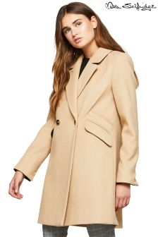 Miss Selfridge Crombie Coat