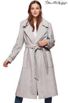 Miss Selfridge Wrap Coat