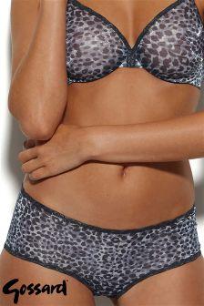 Gossard Glossies Leopard Thong