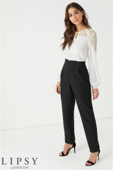Lipsy V Waist Band Trousers