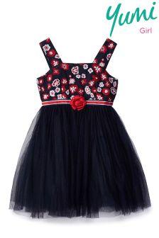 Yumi Girl English Rose Prom Dress