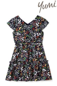Yumi Girl Tropical Sun Dress