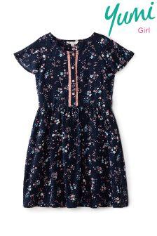 Yumi Girl Perfume Ditsy Dress