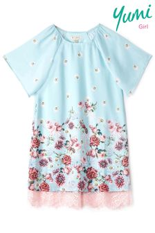 Yumi Girl Vintage Floral Tunic