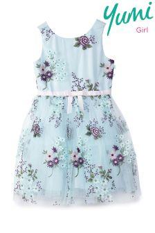 Yumi Girl Spring Blossom Prom Dress