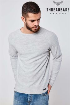 Threadbare Crew Neck Sweater