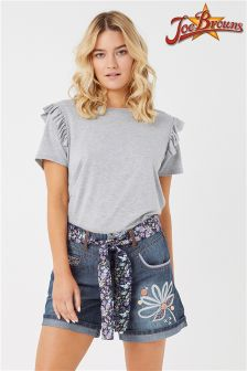 Joe Browns Embroidered Shorts