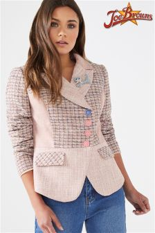 Joe Browns Womens Mix And Ma,tch Fitted Summer Jacket