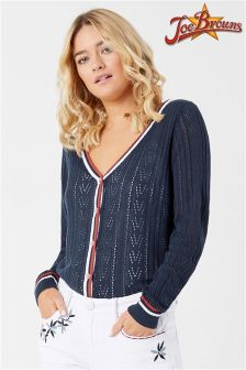 Joe Browns Long Sleeve Nautical Cardigan