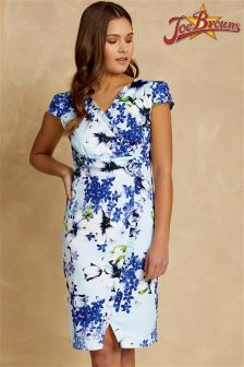 Joe Browns Floral Wrap Dress