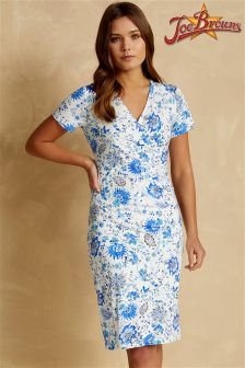 Joe Browns Print Wrap Dress