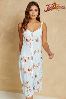Joe Browns Strappy Shift Dress In Floral Print