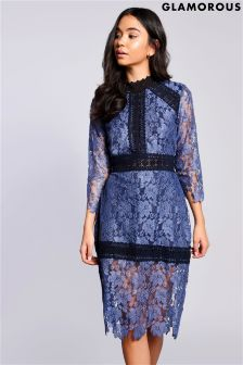 Glamorous Lace Bodycon Dress