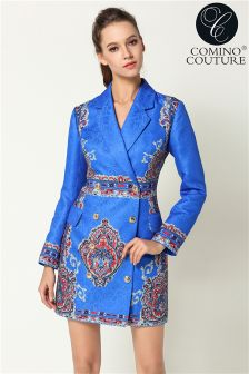Comino Couture Blazer Dress