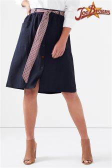 Joe Browns A line Midi Skirt